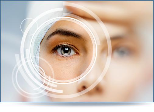 Light eyes - wypoczęte oczy, rewitalizacja skóry wokół oczu.