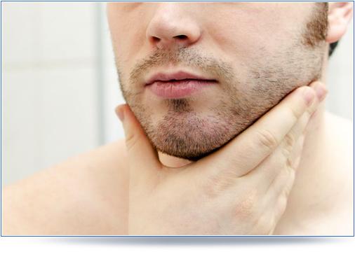 korekcja linii żuchwy